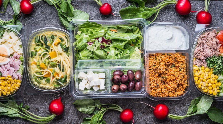 Abnehmen durch gesunde Lebensmittel