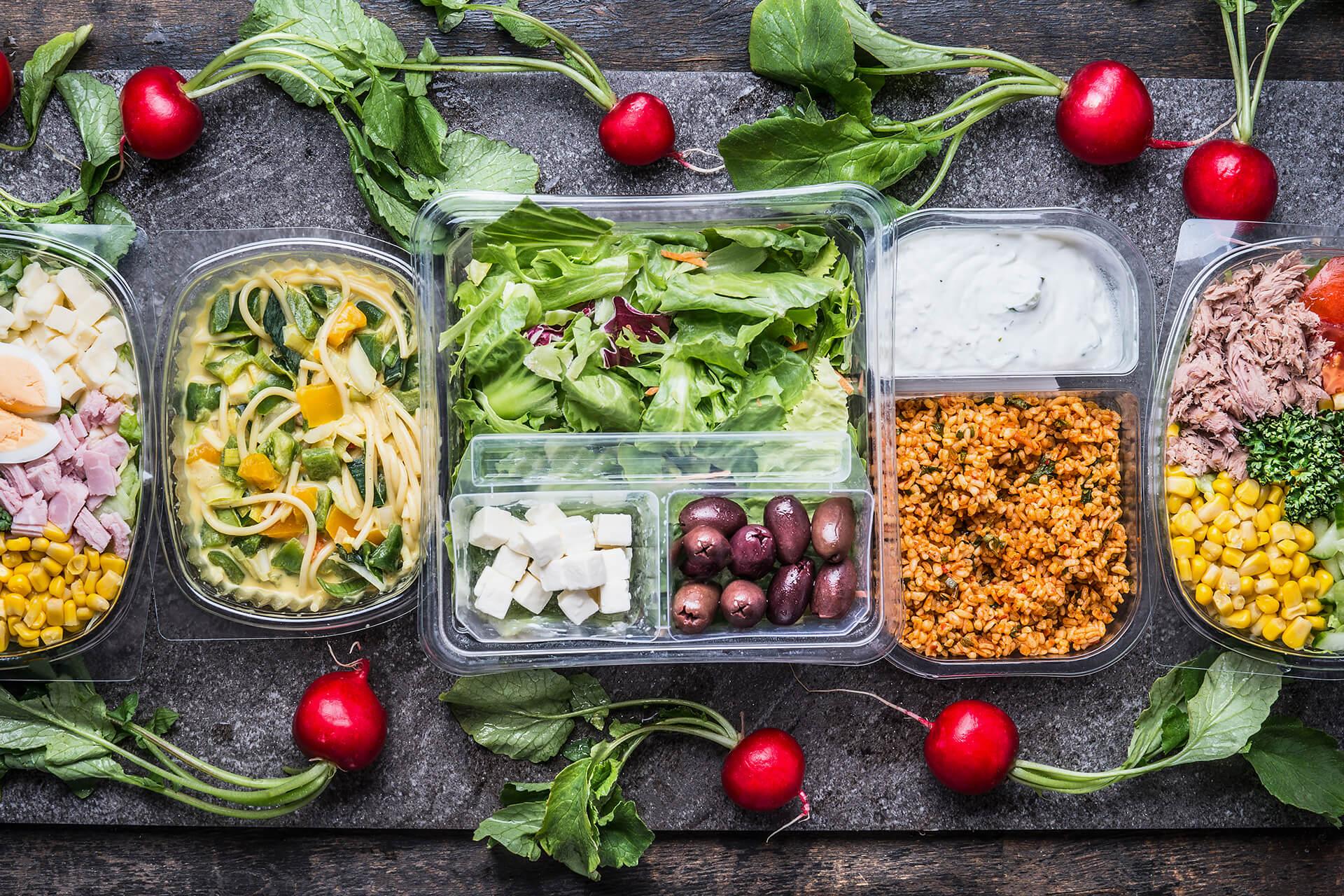 Die 10 besten Lebensmittel zum Abnehmen | Muskelmacher-Shop