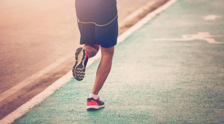 Ketogene Diät täglichen Schuh
