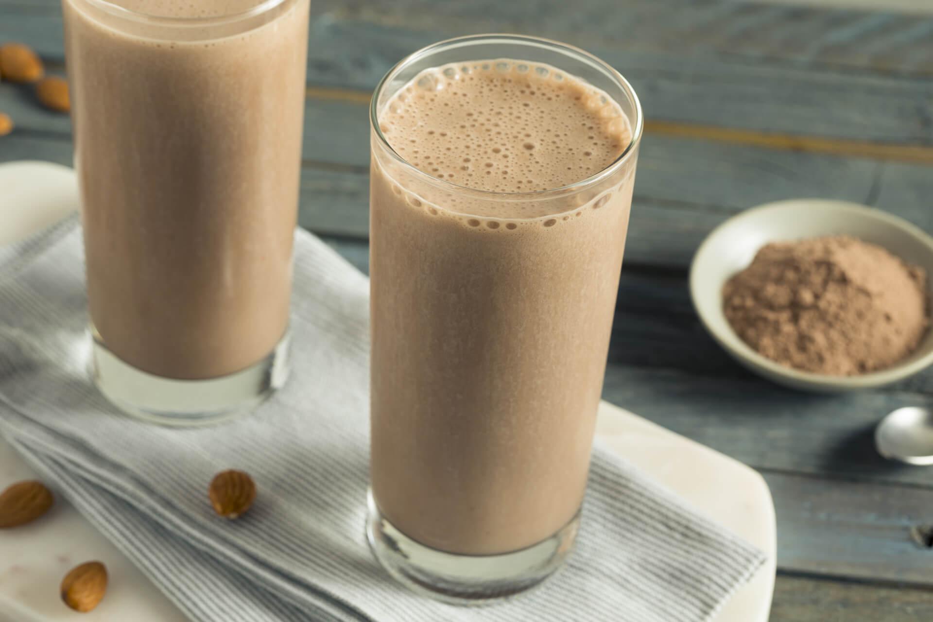 Proteinshakes / Eiweißshakes selber machen | Muskelmacher-Shop