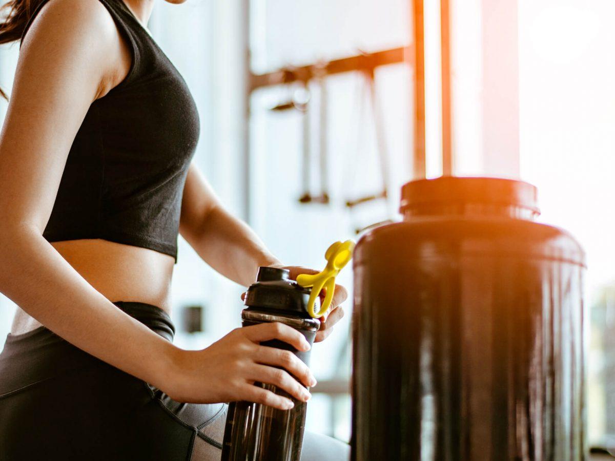 Nur Protein-Shakes zur Gewichtsreduktion trinken