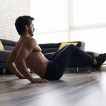 Muskelaufbau ohne Geräte
