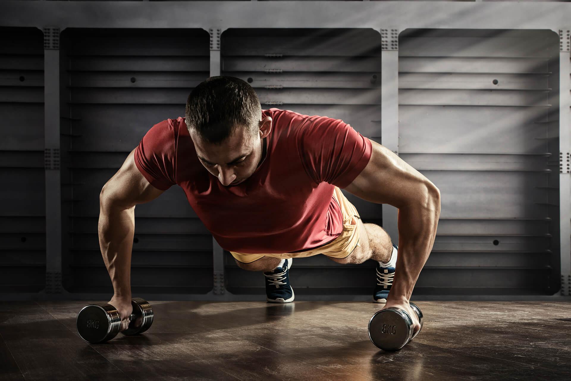Frau Fitness Diät erhöhen Muskelmasse