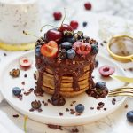 Low Carb Protein Pancakes| Muskelmacher-Shop