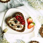 Low Fat Granola Tartes| Muskelmacher-Shop