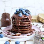 Triple Schoki Pancakes| Muskelmacher-Shop