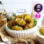 Gesunde Knoblauch Kartoffeln| Muskelmacher-Shop