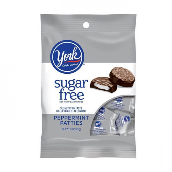 Hershey's York Sugar Free Peppermint Patties