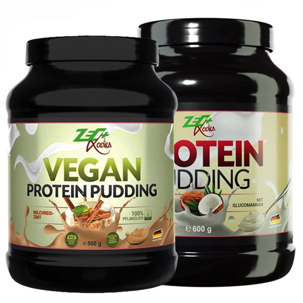 ZEC+ Protein Pudding