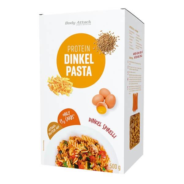 Body Attack Protein Dinkel Pasta (Spirelli)