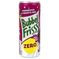 Bubbel Frisss Zero Drink Apfel & Pfirsich