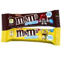M&M's Hi Protein Bar Chocolate