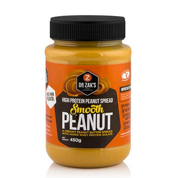 Dr. Zaks High Protein Peanut Spread