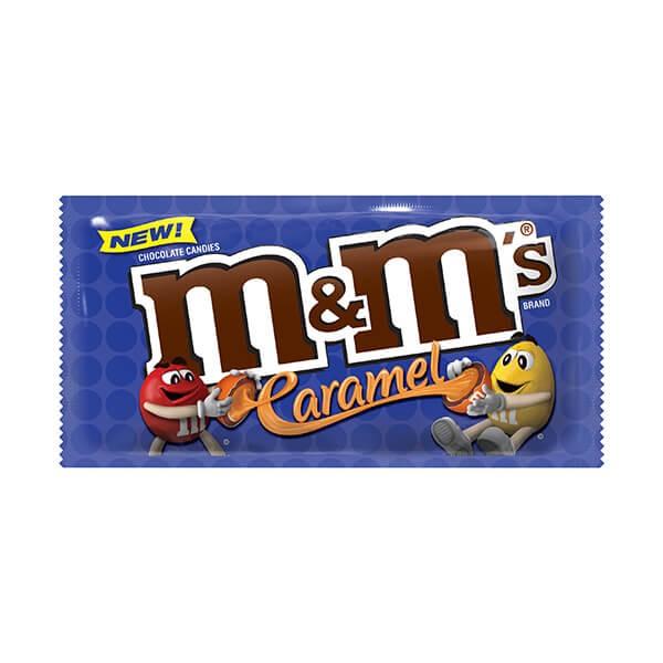 M&Ms Caramel