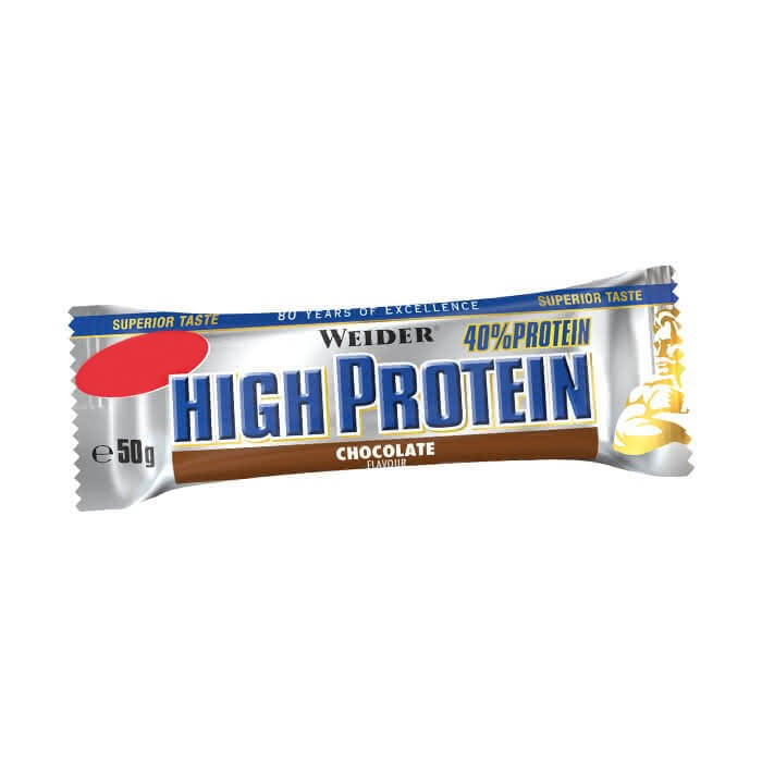 Weider Low Carb (kohlenhydratreduziert) High Protein Bar
