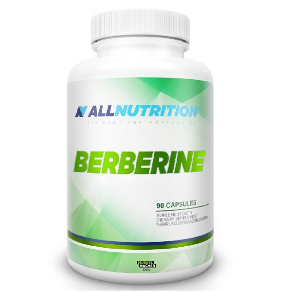All Nutrition Berberine (90 Kapseln)