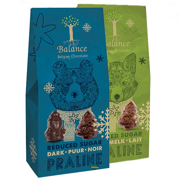 Balance Stevia Christmas Praline