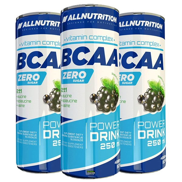 All Nutrition BCAA Power Drink