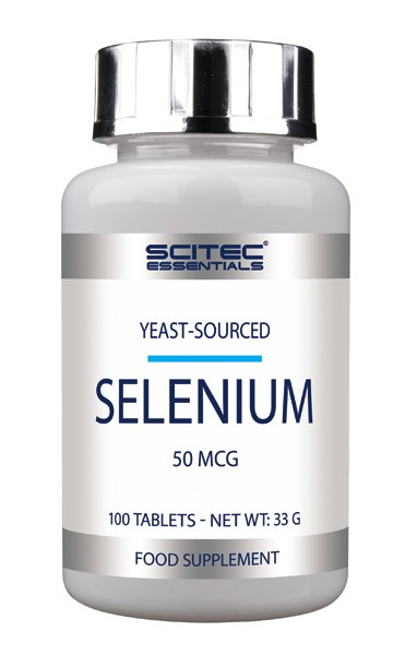 Scitec Nutrition Selenium (100 Tabletten)