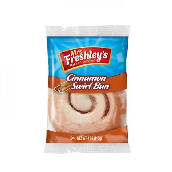 Mrs. Freshley's Cinnamon Swirl Bun