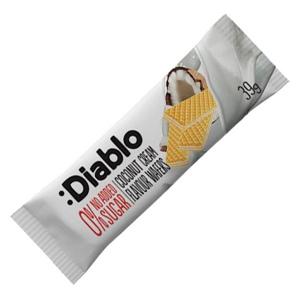 Diablo Coconut Wafer Probe Prämie