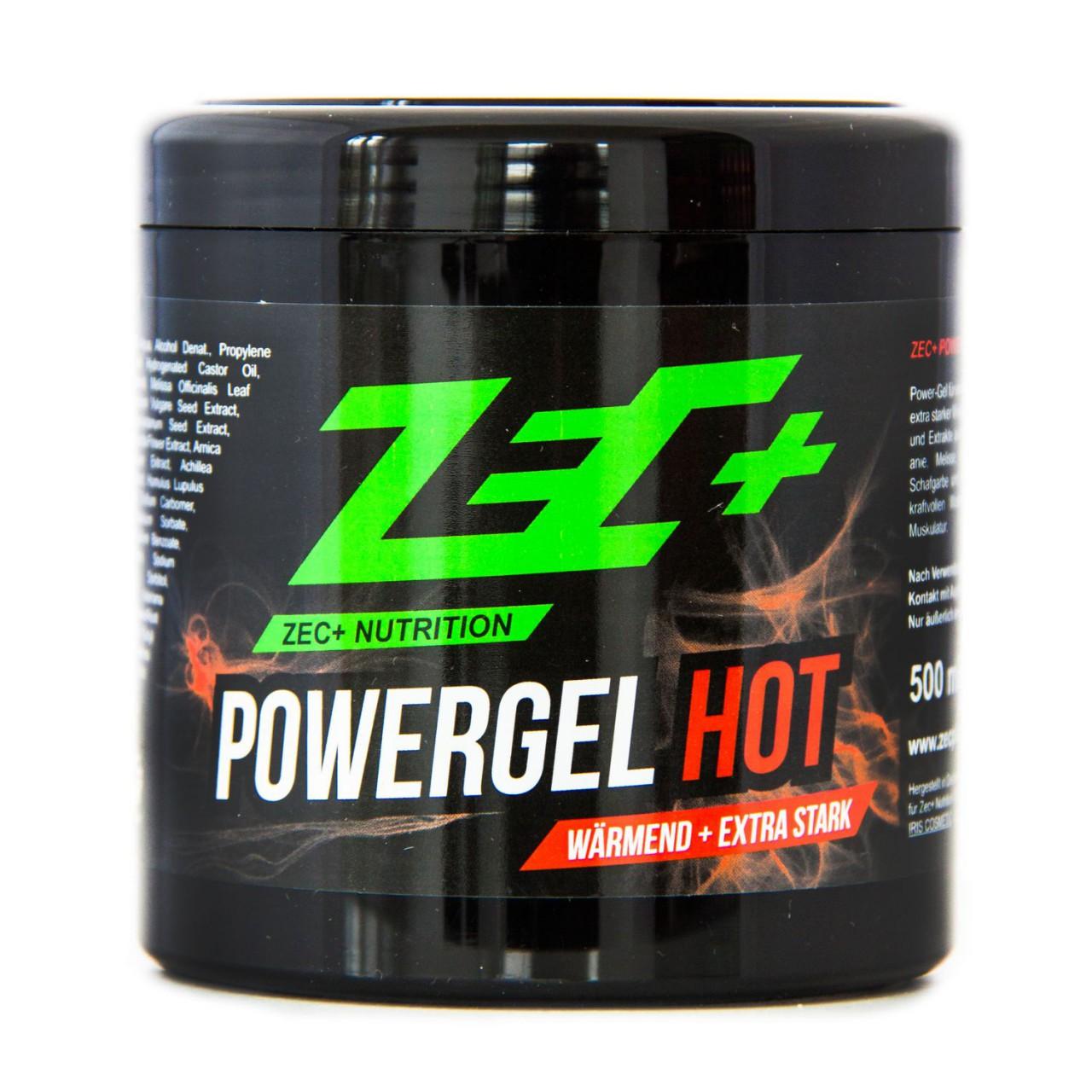 ZEC+ Powergel Hot!
