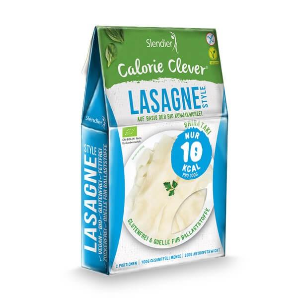 Slendier Lasagne Style