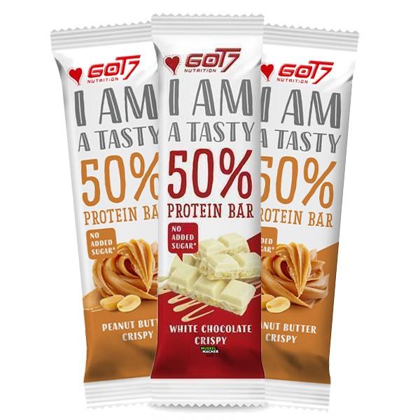 Got7 50% Protein Bar
