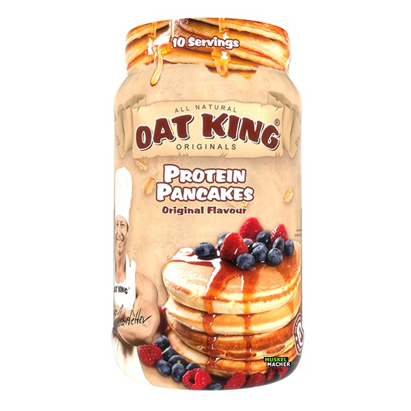 Oat King Protein Pancakes (Original Flavour)