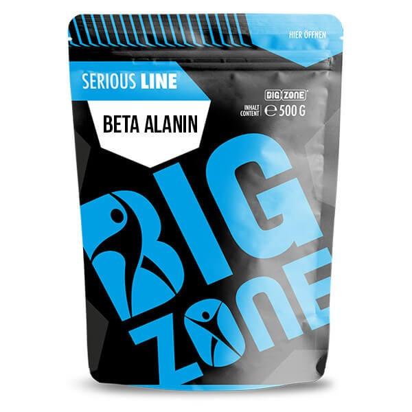Big Zone Beta-Alanin Powder