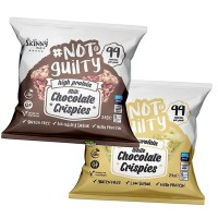 Skinny Food High Protein Chocolate Crispies White Chocolate