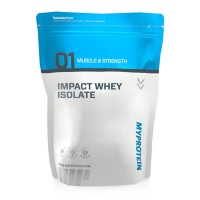 MyProtein Impact Whey Isolate 1000g|Vanille