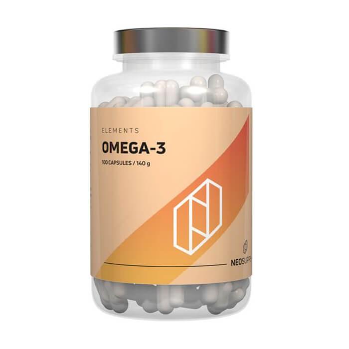 Neosupps Omega 3 Kapseln (100 Kapseln)