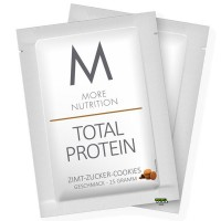 More Nutrition Total Protein Probe (25g) Himbeere-Joghurt