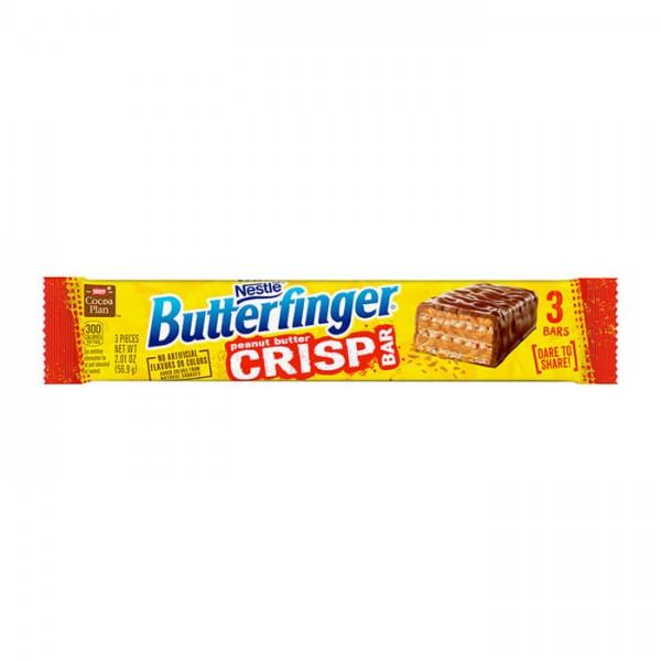 Nestle Butterfinger Peanut Butter Crisp Bar