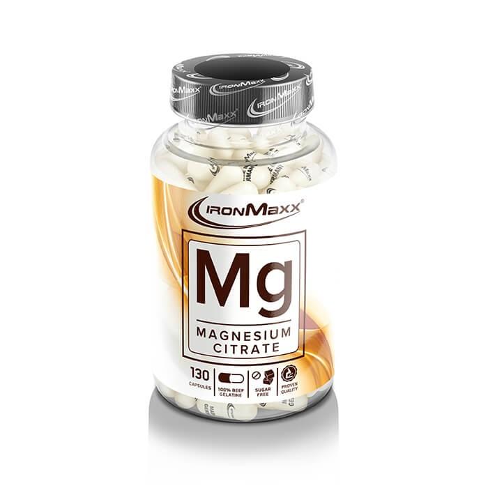 Ironmaxx Magnesium (130 Kapseln)