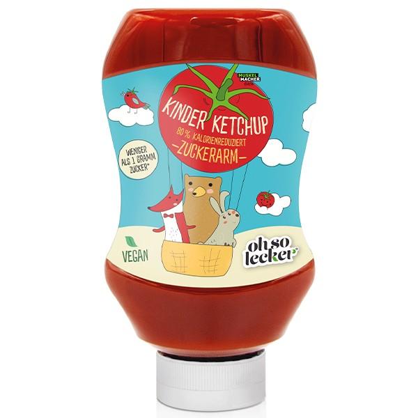 Oh so lecker Kinder Ketchup