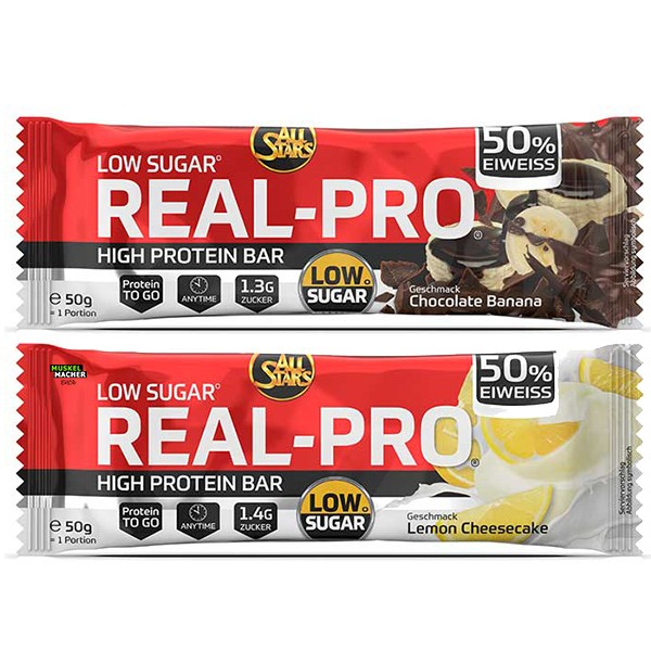 All Stars Real Pro Low Carb (kohlenhydratreduziert)
