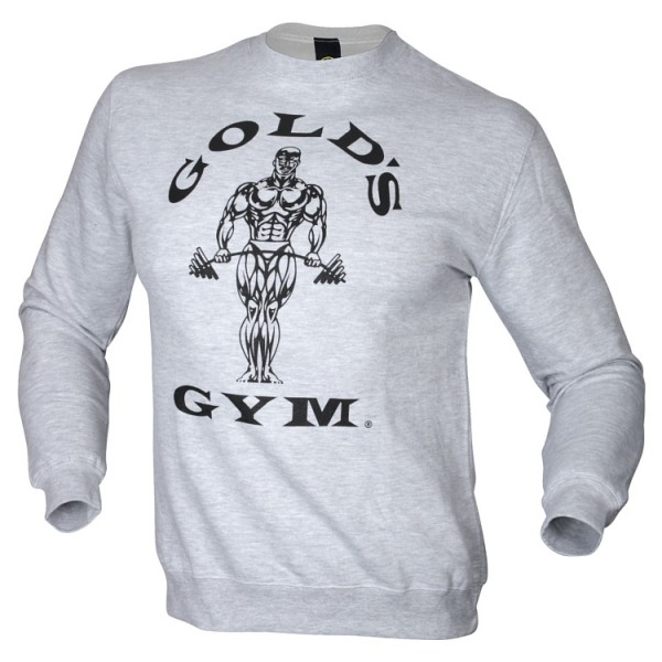 Gold`s Gym Mens Fitted Sweatshirt