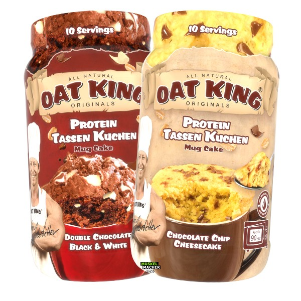 Oat King Protein Tassenkuchen