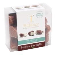 Balance Belgian Chocolate Seashells 170g