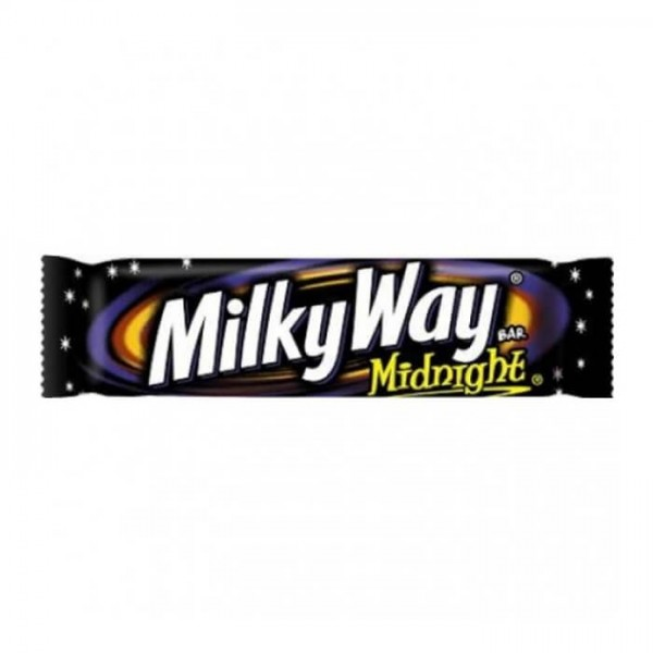 Milky Way Midnight Dark Bar