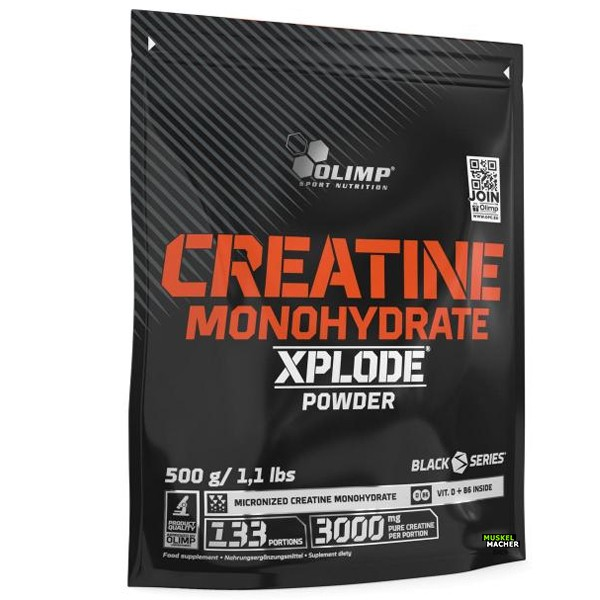 Olimp Creatine Monohydrate Xplode Powder