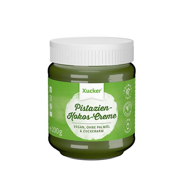 Xucker Pinux Pistazien-Kokos-Creme