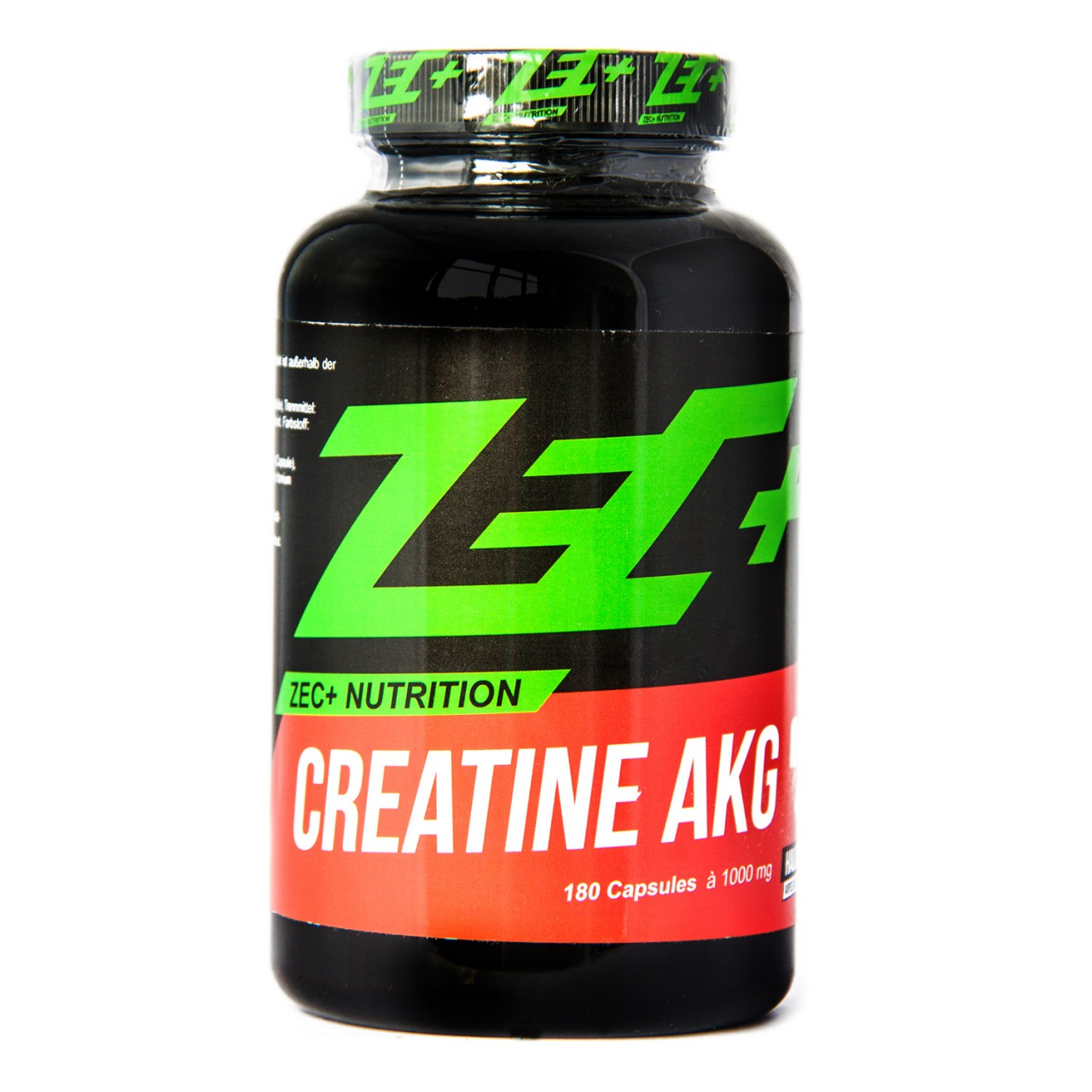 ZEC+ Creatine AKG (180 Kapseln)