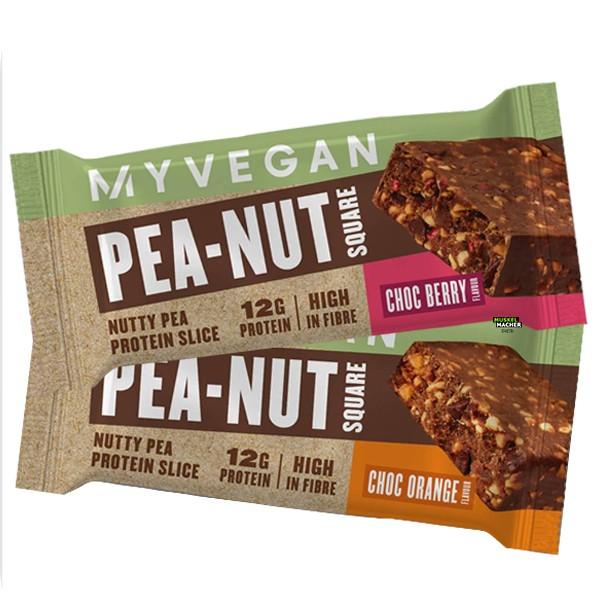 MyProtein Vegan Pea-Nut Square
