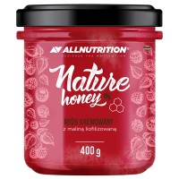 All Nutrition Nature Honey Honig mit Orange