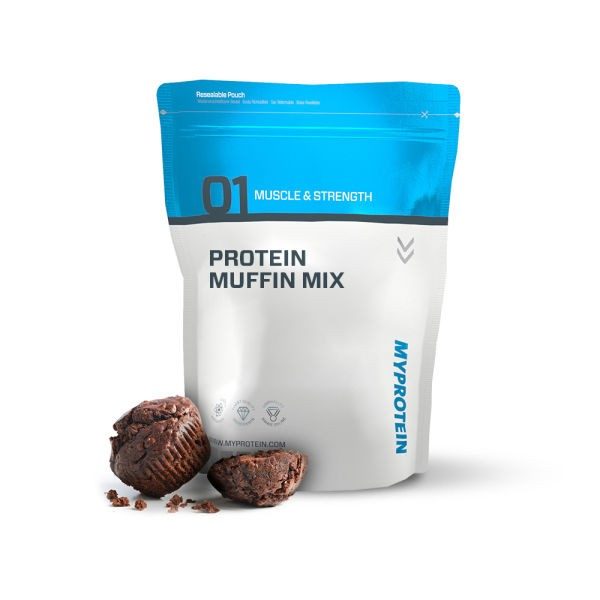 MyProtein Protein Muffin Mix Unflavoured