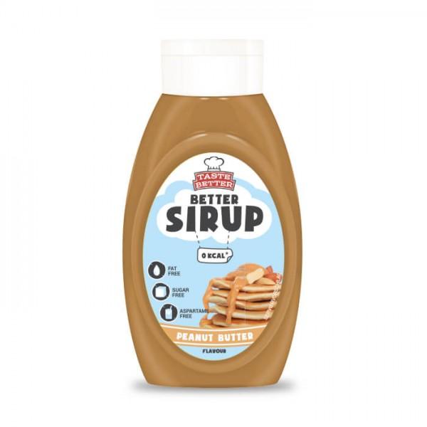 Taste Better Sirup (Alte Rezeptur)