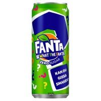 Fanta Apfel Zero Sugar